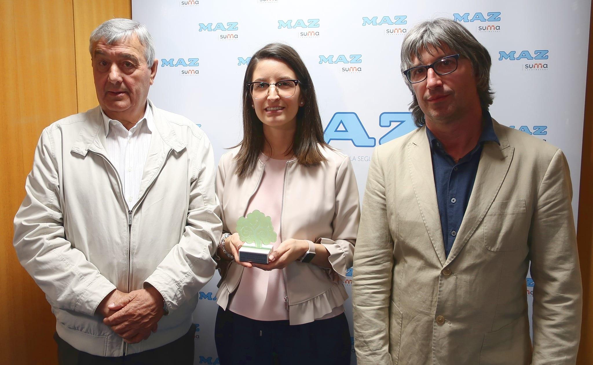 ATADI es reconocida con el Premio MAZ Empresa Saludable