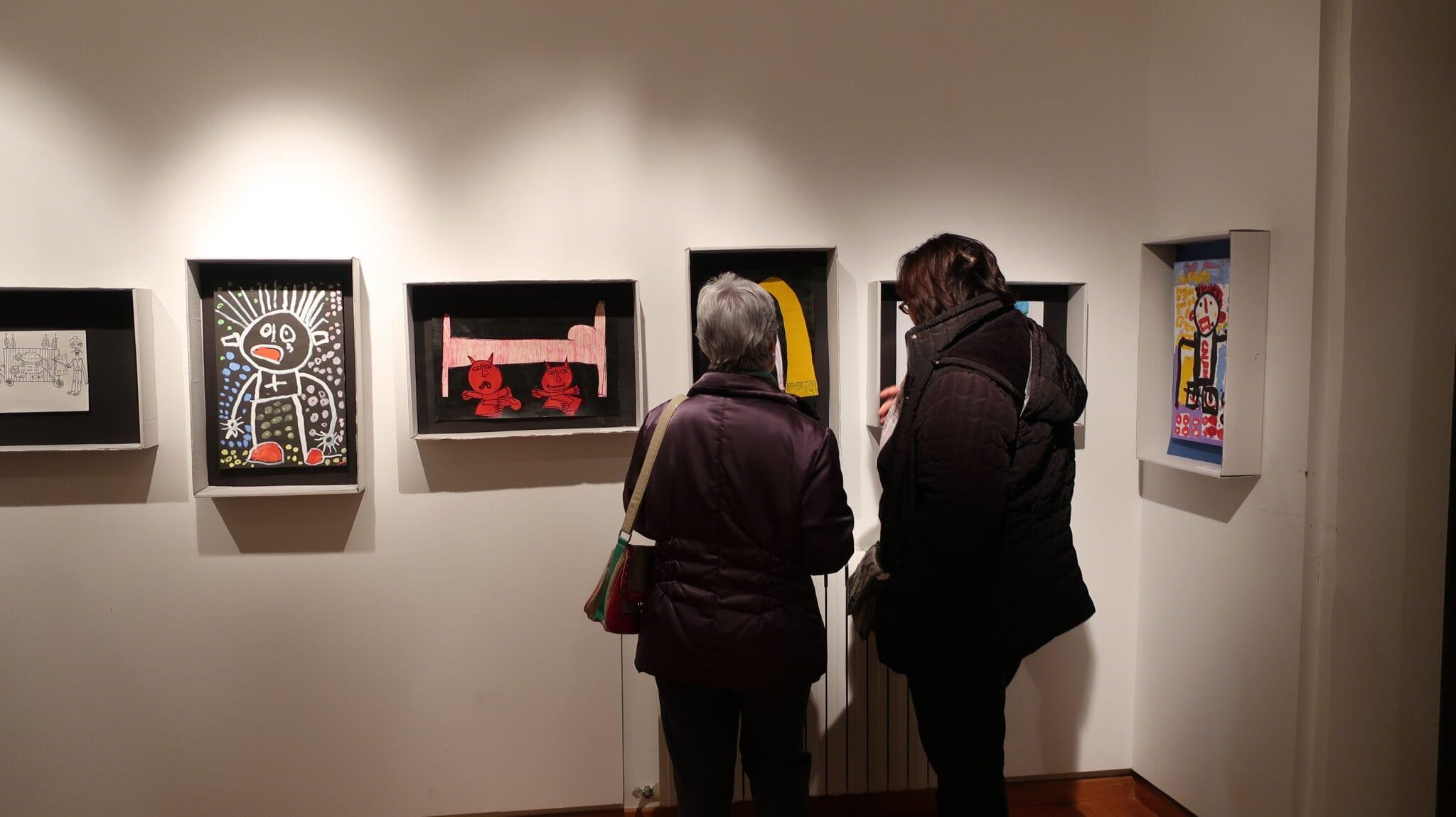 La exposición Arte de todos para todos llega a Monreal del Campo
