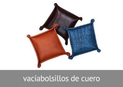 Diverco ofrece vacíabolsillos de cuero hechos en ATADI