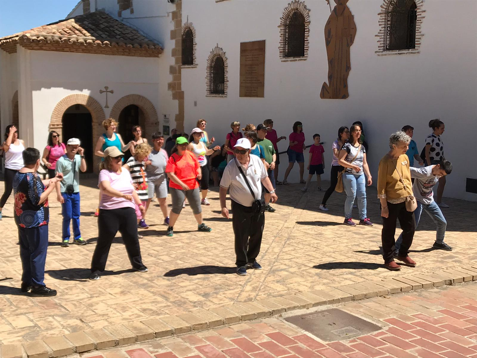 ATADI celebra un fin de semana de convivencia en Andorra