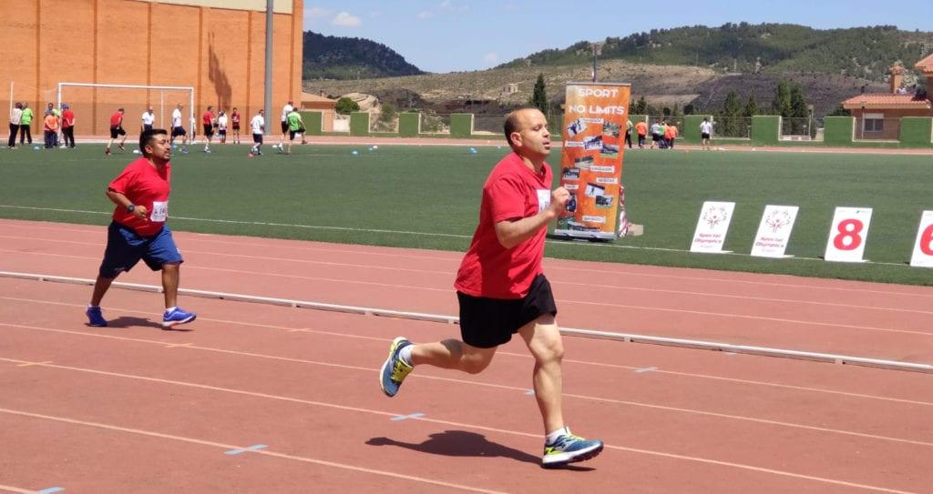 Campeonato Autonómico de Atletismo de Personas con Discapacidad Intelectual