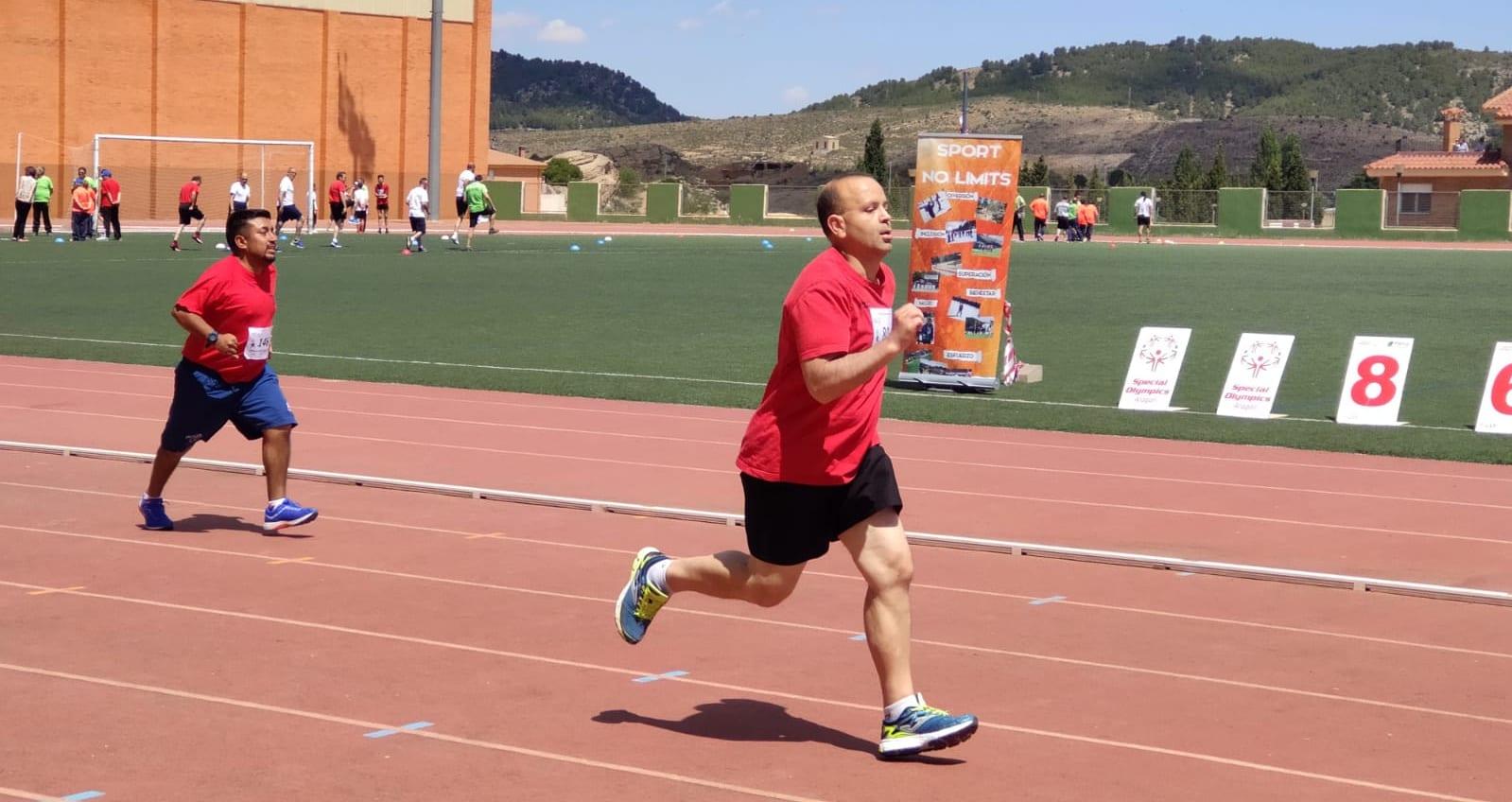 Andorra acoge el Campeonato Autonómico de Atletismo para personas con discapacidad intelectual