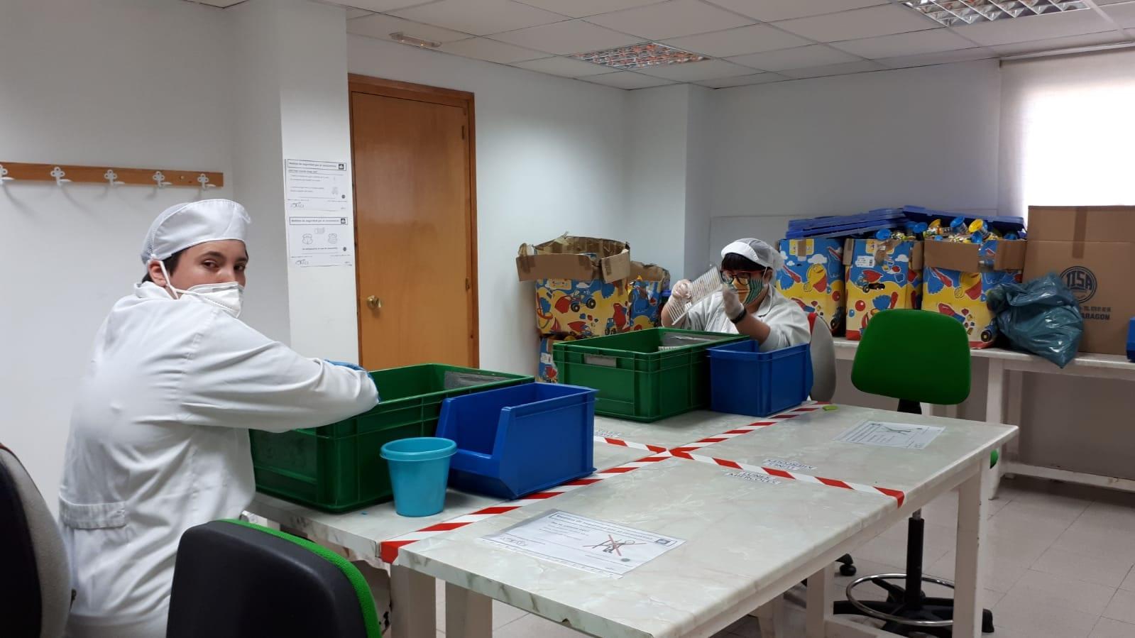Prevención como pauta de trabajo en los centros ocupacionales de ATADI