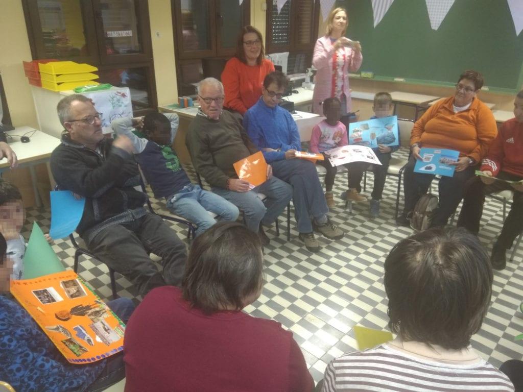 Actividades de ATADI Maestrazgo con CRA Els Ports