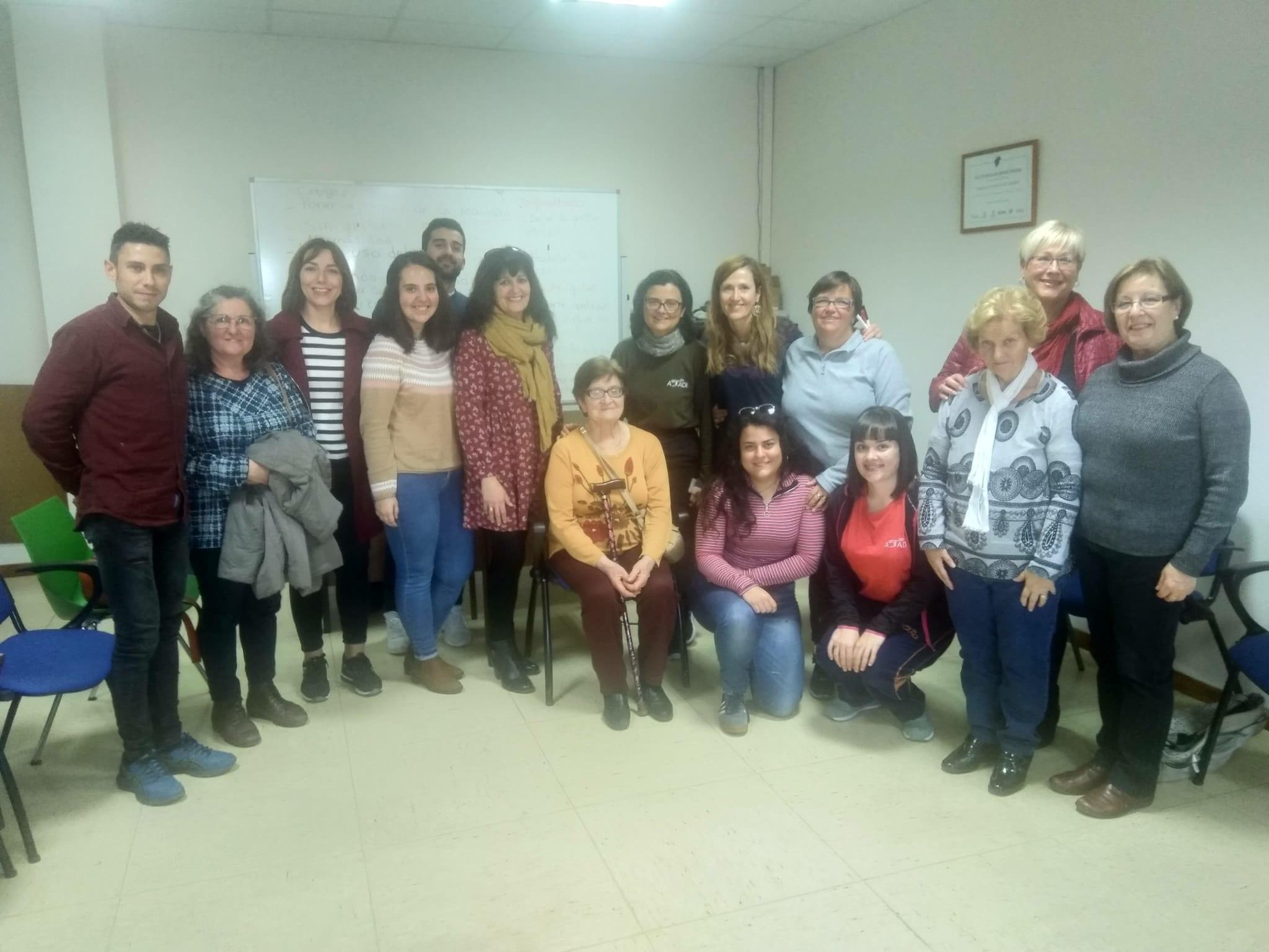 ATADI Alcorisa trabaja por un municipio más accesible e inclusivo