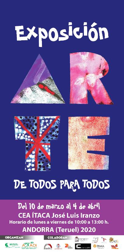 Exposición Arte de todos para todos