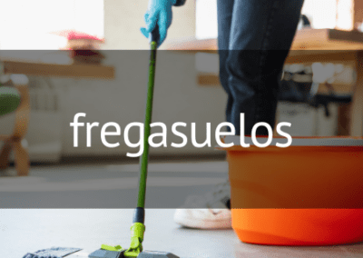 Fregasuelos biodegradable en Diverco
