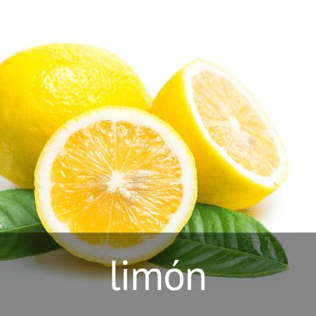 Esencia de limón en Diverco