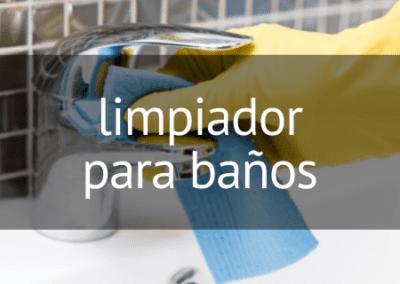 Limpiador para baños biodegradable en Diverco
