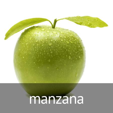 Esencia de manzana en Diverco