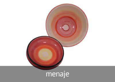 Menaje y decoración cerámica hecha en ATADI
