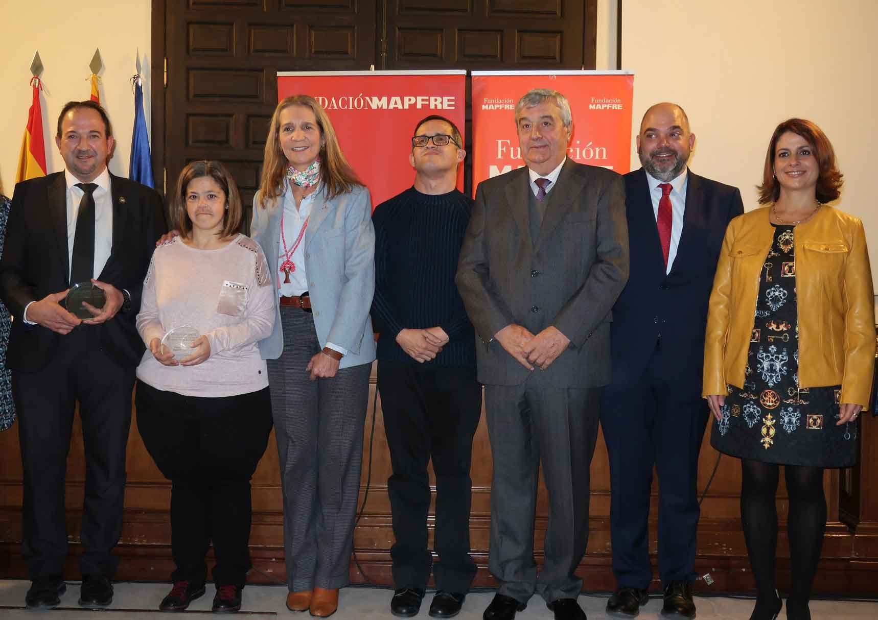 ATADI recibe una mención especial en los premios Fundación Mapfre