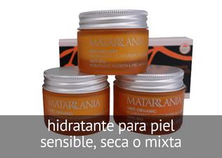 Hidratantes para piel seca, mixta o sensible