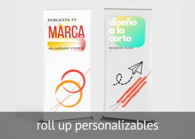 Publicita tu empresa con los roll ups personalizables de Diverco