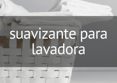 Suavizante para lavadora en Diverco